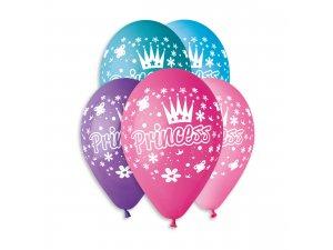 OB balónky GS110 PRINCEZNY (5ks)