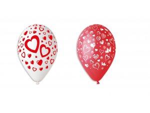 OB balónky GS110 SRDCE (5KS)