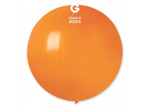 "Balónek G40 #04 oranžový (100cm, 40"")"