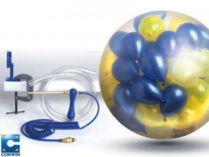 Pomocník na naplnění balónu