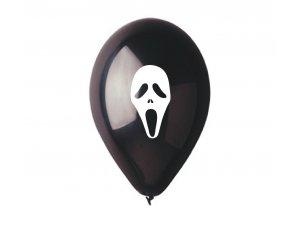 Balónek pastel 30 cm VÝKŘIK potisk (100ks/bal)