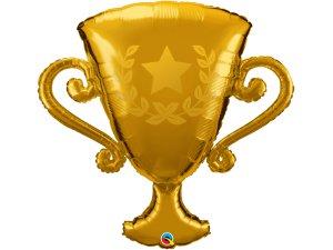 """39"""" Fóliový balónek - Zlatá trofej"""