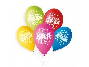 OB balónky GS110 VŠECHNO NEJLEPŠÍ (5ks)
