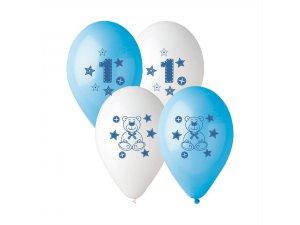 OB balónky GS110 1 ROK KLUCI (5ks)