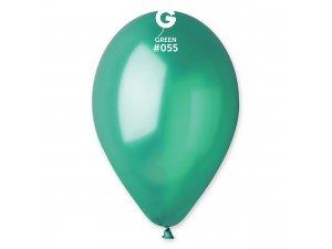 "Balónek 26cm/10"" #055 zelený"