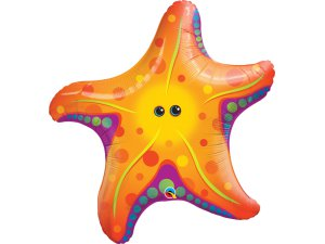 """30""""  Balónek - Mořská hvězdice"""