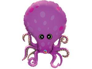 """35"""" Fóliový balónek - Chobotnice"""