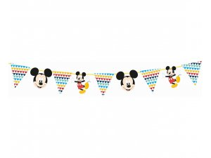 Girlanda papírová - Mickey