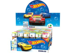 Bublifuk 60ml Hot Wheels