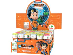 Bublifuk 60ml Rusty Rivets
