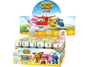 Bublifuk 60ml Super Wings