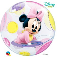"22"" bublina - BABY MINNIE MOUSE"