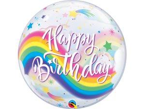 "22"" bublina - Birthday duhový jednorožec - 87744B_F.png"