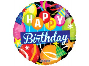Kruh 91cm Birthday Party