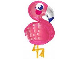 Balónek 71cm - Plameňák