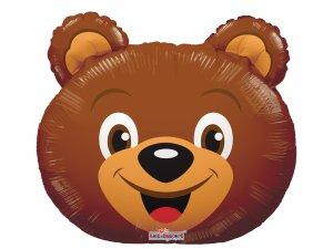 Balónek 35cm - Medvěd