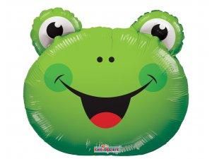 Balónek 35cm - Žába