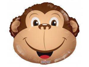 Balónek 35cm - Opice
