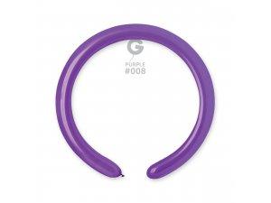 Balónek modelovací #008 fialový (100ks/bal)