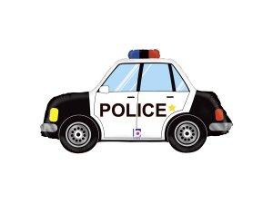 """34"""" Policejní auto"""