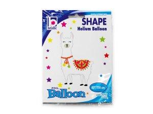 "45"" fóliový balónek - Lama (114cm) - 35787.jpg"