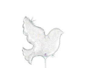 """MINI 14"""" Bílá holubička"""