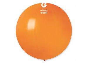 """Balónek 75cm/30"""" #004 oranžová"""
