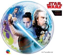 """22"""" bublina - Star Wars: Poslední z Jediů"""