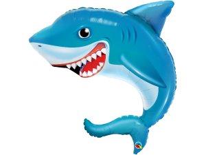 """36"""" balónek - Vysmátý žralok"""