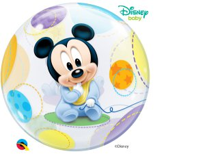 "22"" bublina - BABY MICKEY MOUSE"