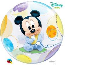 "22"" bublina - BABY MICKEY MOUSE"