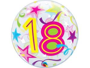 """22"""" bublina - hvězdy 18"""
