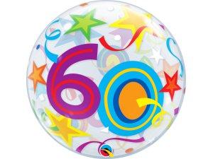 """22"""" bublina - hvězdy 60"""