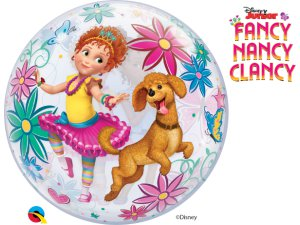 "22"" bublina - Disney Fancy Nancy Clancy"