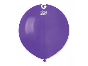 """Balónek 48cm/19"""" #008 fialový"""