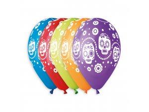 Balónek pastel 33 cm LEBKY potisk (ks/bal)