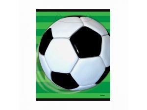 """Taška plastová ,,3D fotbal"""" 8ks"""