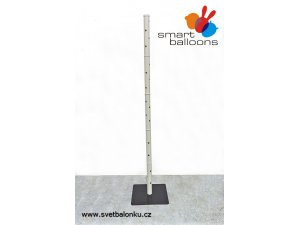 Stojan na balónky s kov.základnou