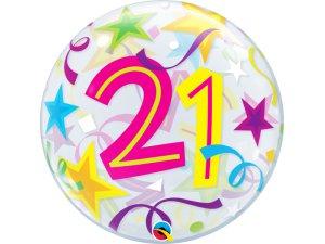 """22"""" bublina - hvězdy 21"""