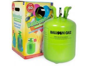 HELIUM na 50 balónků - BalloonGaz
