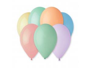 OB balónky G90 - 10 balónků makronky mix