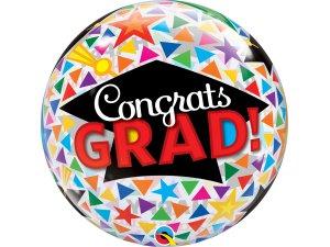 """22"""" bublina - Gratulujeme absolvente!"""