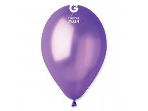 OB balónky GM90 - 10 balónků fialové 34