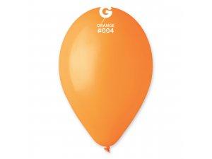 """Balónek 33cm/13"""" #004 oranžový ZIP BAGS"""
