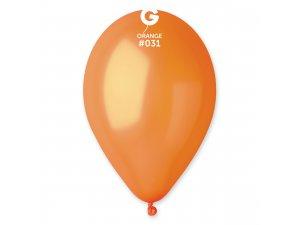 "Balónek 30cm/12"" #031 oranžová ZIP BAG"