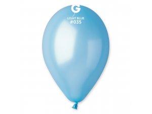"""Balónek 30cm/12"""" #035 světle modrá ZIP BAG"""