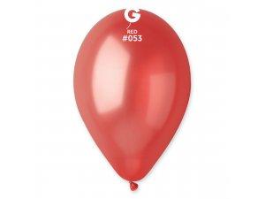 "Balónek 30cm/12"" #053 červená ZIP BAG"