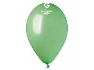 "Balónek 30cm/12"" #094 mátová zelená ZIP BAG"