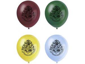 Balónek pastel 30cm potisk Harry Potter, 8ks