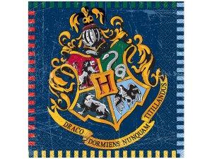 Papírové ubrousky dvouvrstvé - Harry Potter, 16ks